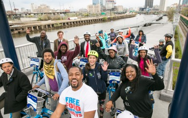 The View from the Road: Thoughts from a ride leader at the Indego bike share launch