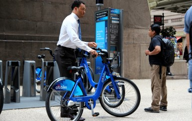 Walkable station spacing is key to successful, equitable bike share
