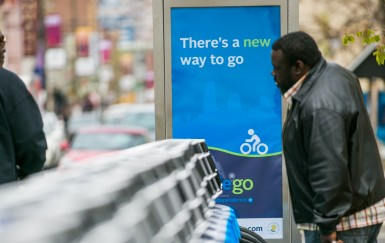 Cash or credit? Philly bike share is among the first to let you choose