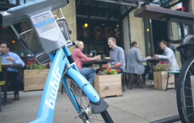 Bublr bike share to offer single ride and monthly pass only