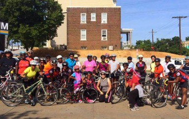 Black and new to biking? Try a ride on Capital Bikeshare with Black Women Bike