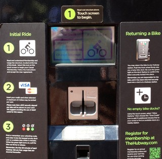 Equitable bike sharing is about much more than credit cards