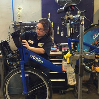 Bike mechanics emerge as key component of Citi Bike's equity efforts