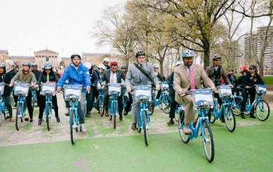Philadelphia bike Share planners share early lessons about values, partnerships and outreach