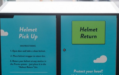 Seattle bike share's surprisingly simple solution to a mandatory helmet law