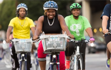 Charlotte B-Cycle puts emphasis on group rides, diverse staff to achieve equity