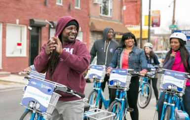 Help us continue the conversation on bike share and equity