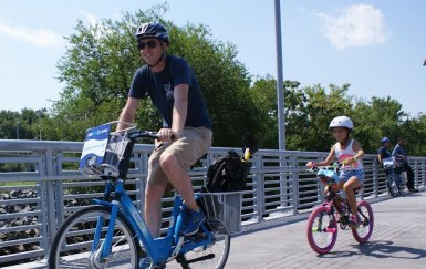 Can youth rides get more adults to ride bike share?