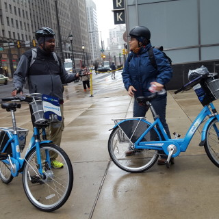 5 cities without bike share just met to talk about bike share and equity