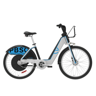 Electric assist might be bike share's next big thing