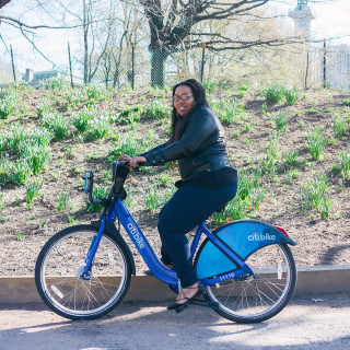 'I didn't know it was for me': One city housing resident on Citi Bike