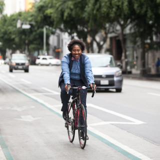3 questions with Tamika Butler, executive director of the Los Angeles County Bicycle Coalition