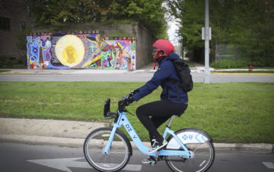 Why one Chicagoan loves bike share: It's the most reliable transit in her neighborhood