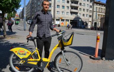 Helsinki bike share teamed with transit and ridership boomed instantly
