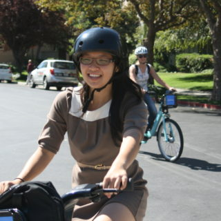 California's carbon cap could create permanent funding for bike share equity