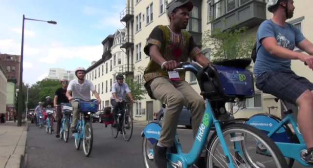 citi bike riders
