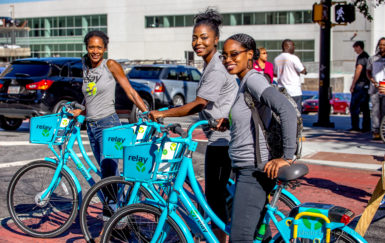 Atlanta supports community-building through bike share outreach program