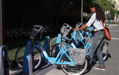Let's remember the human face of bike share