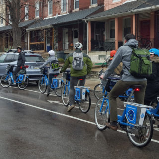 Resource: Guidelines for group bike share events and tabling