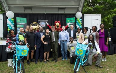 Atlanta's new bike share stations reach underserved areas