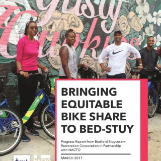 Bike share and community development go together in Brooklyn