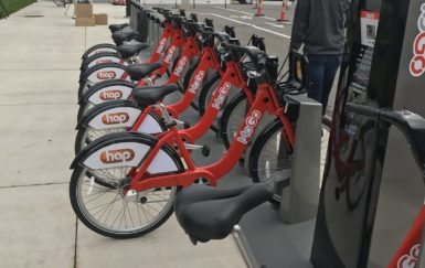 Bike share just launched in Detroit, including a $5 reduced fare