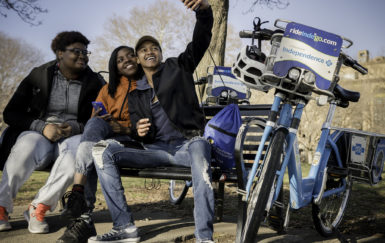 One-pager: Youth engagement strategies for bike share