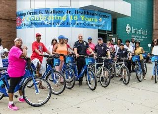 Brooklyn hospital uses bike share to promote employee and patient wellness
