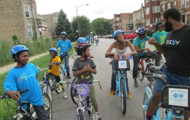 Chicago takes a hands-on approach to South Side bike sharing