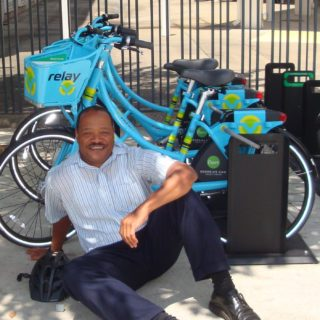Why I ride Relay bike share