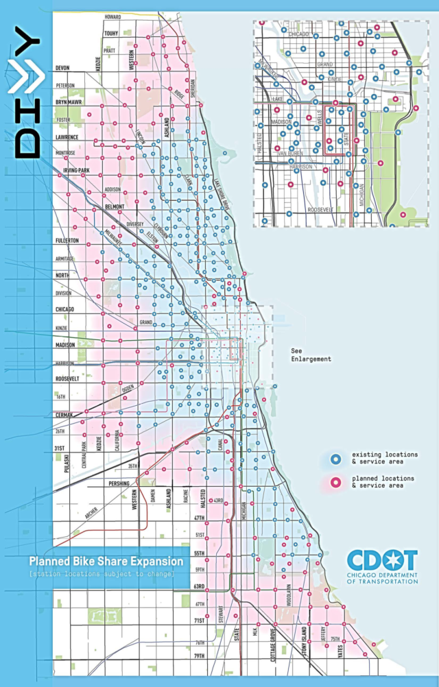 Chicago takes a handson approach to South Side bike sharing