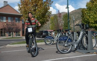 For Basalt bike share, slow but steady growth is the name of the game