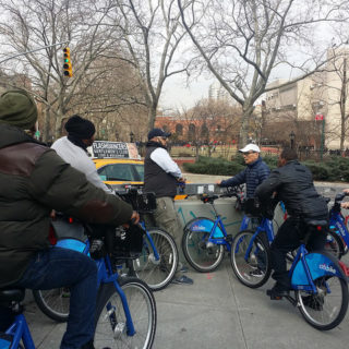 Researchers investigate where to look next in bike share studies