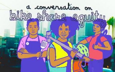 Video series: How can bike share work better for marginalized LA residents?