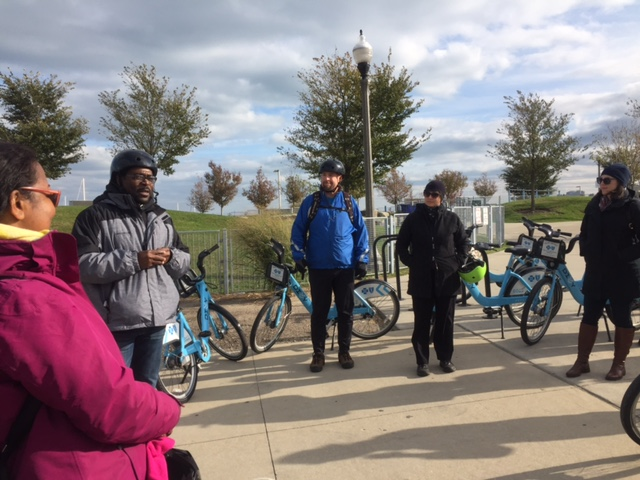 NACTO 2017 Bronzeville WalkShop