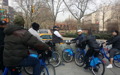 Resource: NYC Better Bike Share equity principles