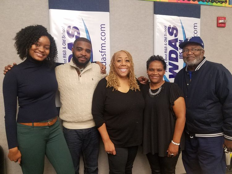 WDAS Indego radio interview