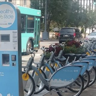 Pittsburgh and Milwaukee explain how they linked bike share to transit