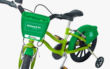 Bike share for kids? This Brazilian city is ahead of the curve.