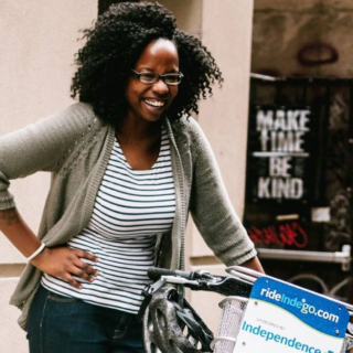 Q&A: Exit interview with Kiera Smalls of Bike Transit