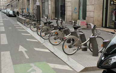 E-bikes: the next big trend in bike share?
