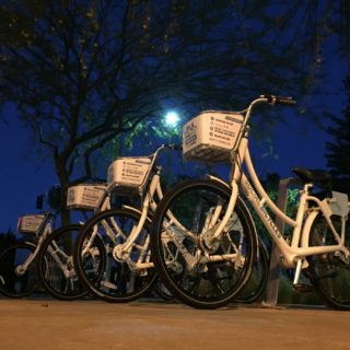 Providence and Sacramento discuss plans for e-bike share