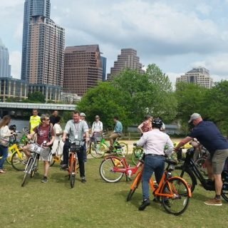 Austin event gathers bike share practitioners to discuss dockless systems