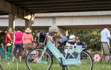 AWAKENING: MOTION and ambassadors partner with Charleston's bike share