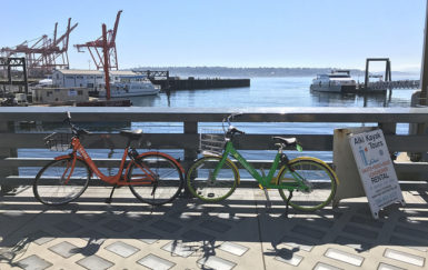 Drexel to examine Seattle's distribution of dockless bikes