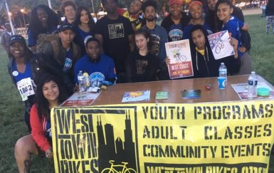 Chicago organization combines bike share and youth development