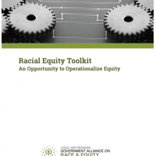 GARE webinar introduces Racial Equity Toolkit