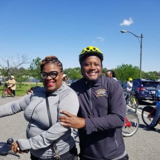 Anacostia streets activated through bike share rides