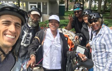 Detroit's MoGo connects locals to bike share