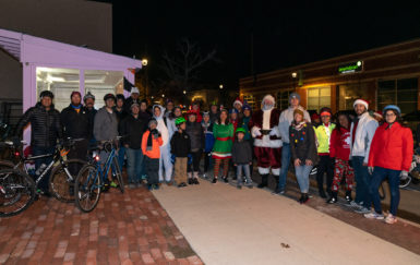 Bike Share Brings the Holiday Cheer for Another Year